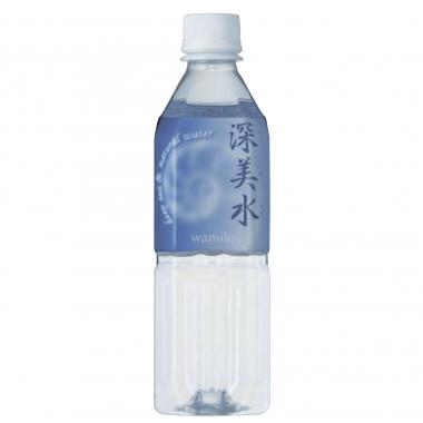 Минеральная питьевая вода Shinbisui, 500 мл