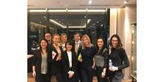 Главный офис компании Wamiles Cosmetics приветствует украинских косметологов в Японии