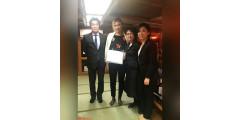 Сертифицированный Тренер Марки в Украине Полина Недава получила новый статус